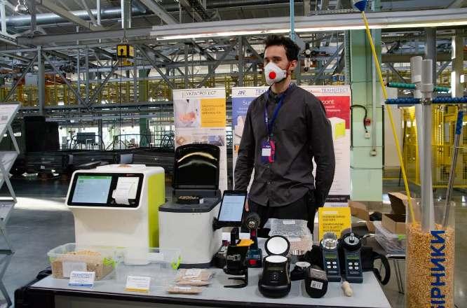 Компания производитель и импортер Технотест представила набор надежного оборудования для оснащения лабораторий по анализу качества зерна
