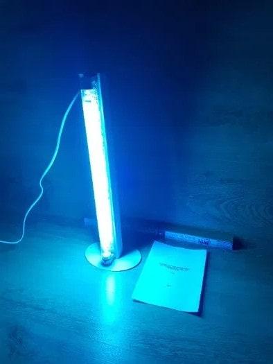антимикробные лампы могут оказаться бесполезными подделками