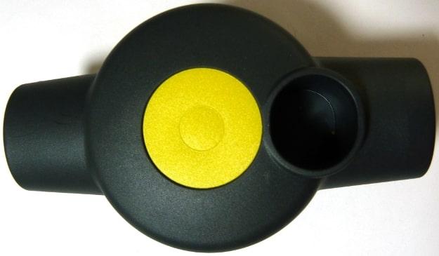 пластмассовая крышка для влагомера зерна с размольной емкостью