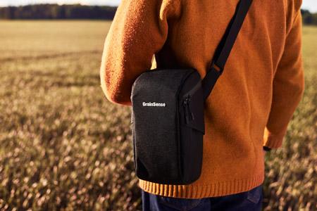 Анализатор зерна GrainSense (ГрейнСенс) для фермеров и зернотрейдеров