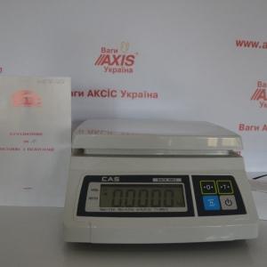 Весы технические SW-10 дод. индикатор