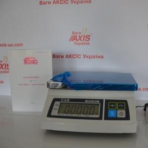 Весы технические SW-20 D дод. индикатор