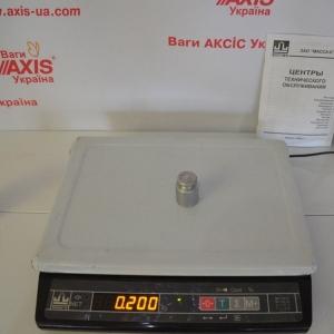 Весы технические Масса-К МК-30.2-А21