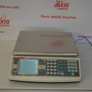 Весы счетные BDL30 (АХIS)