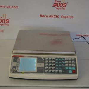 Весы счетные BDL3 (АХIS)
