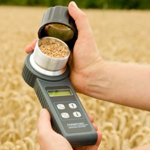 Как использовать влагомер зерна Фармпоинт в поле