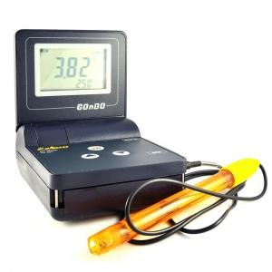 EZODO PP-201 рН-метр с выносным электродом и ручной термокомпенсацией