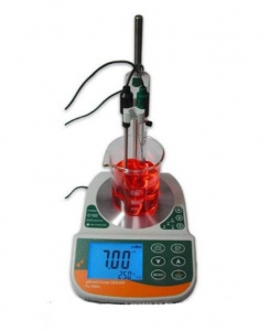 EZODO PL-700ALS Лабораторный прибор с магнитной мешалкой для анализа параметров воды (рН, RedOx, COND, O2)