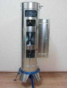 Аппарат для подготовки навесок зерна БИС-1У
