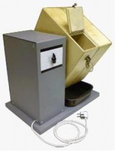 Установка для определения крошимости гранул ЕКГ