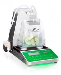 Гравиметрический дилютeр для разделения твердых образцов DiluFlow