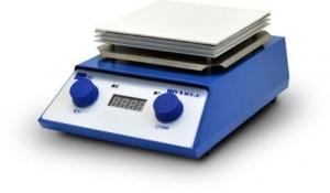 Магнитная мешалка РИВА-03.2 с термопарой, подогревом и дисплеем