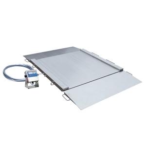 WPT/4N 400H2/EX Ramp Scales
