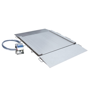 WPT/4N 1500H2/EX Ramp Scales