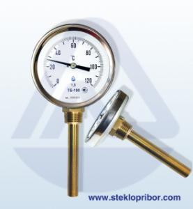 Термометр биметаллический ТБ стандартный