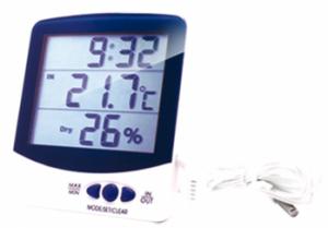 Цифровой термогигрометр Т - 02