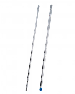 Пробоотборник (щуп зерна) для визировки и приемки из алюминия длиной 1-4 метра