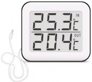 Цифровой термометр для улицы и помещения Т-10