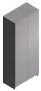 Шкаф лабораторный для одежды ШЛ-3-0.8