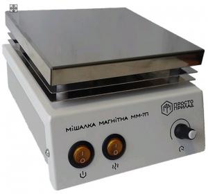 Магнитная мешалка ММ-7П с подогревом