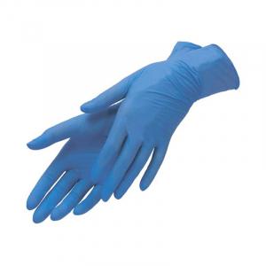 Перчатки из латекса, нитрила, винила