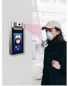 Система температурного контролю с распознаванием лиц CEM AI-321