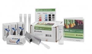 Набор N-P-K тестов для почвы LaMotte SOIL NPK KIT (NPK, 150 тестов)