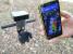 Приложение geometer с приемником GM Spike для измерения площади поля
