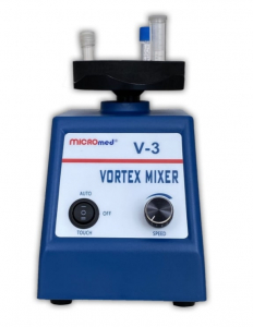 Шейкер лабораторный Вортекс V-3 MICROmed