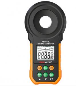 Люксметр (LED) Peakmeter PM6612L