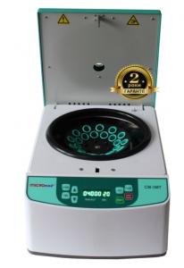 Центрифуга лабораторная СМ-3МТ MICROmed на 24 пробирок