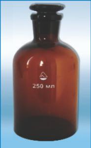 Склянки для реактивов 1-2