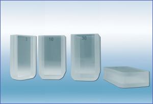 Кюветы стеклянные оптические