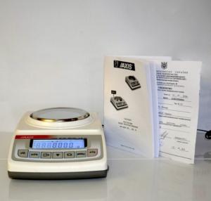 Весы лабораторные ADA1200 (АХIS)