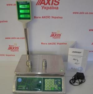 Весы магазинные JPL-15K LCD ( Jadever )