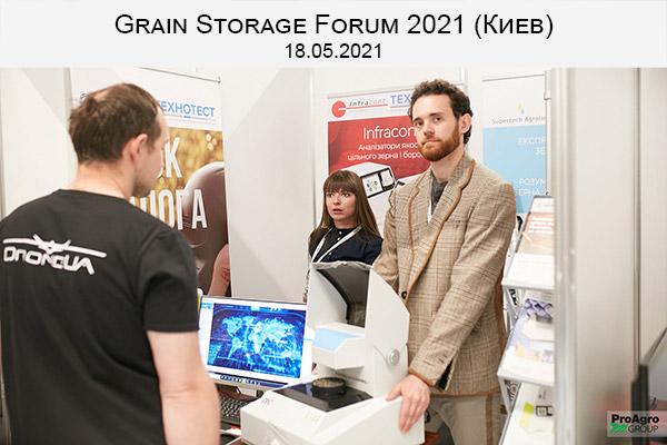 Grain Storage Forum 2021