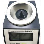 влагомер зерна pm-450 - вид спереди