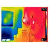 портативный тепловизор FLIR C3 с Wi-Fi