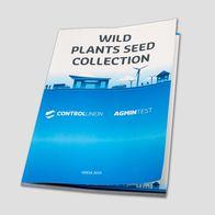 """Книга """"Семена дикорастущих растений"""" обложка"""