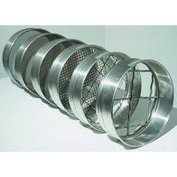 Сита лабораторные металлотканные обечайка 200 на 50 мм