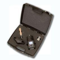 Ударопрочный кейс вмещает Влагомер зерна C-PRO,металлическую кисточку, крышку влагомера, паспорт