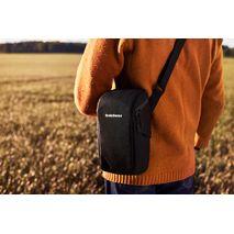 Удобная наплечная сумка для переноски вашего анализатора GrainSense. Берите его с собой всегда и везде!