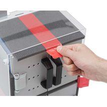 МО-212 перед использованием обязательно достать упаковочные материалы