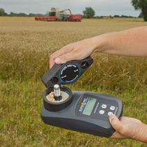 Встроенный размол зерна для лучшего измерения влаги