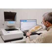 Робота з інфрачервоним аналізатором зерна SupNIR