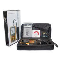 Анемометр Benetech GM-8903 для точного измерения скорости потоков воздуха