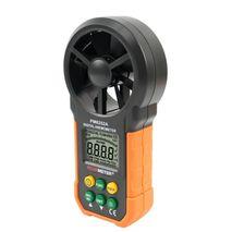 Анемометр крыльчатый Peakmeter PM6252A