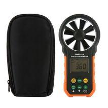 анемометр Peakmeter PM6252A - измеритель скорости ветра с графической шкалой