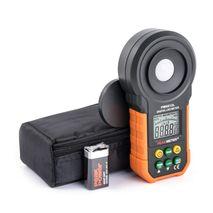 Люксметр - измеритель освещенности Peakmeter PM6612L