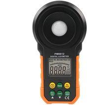 Люксметр Peakmeter PM6612 со встроенным датчиком освещенности